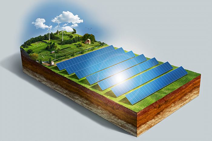 Clean energy sources to generate power